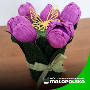 Warsztaty artystyczne: tworzenie kompozycji kwiatowych